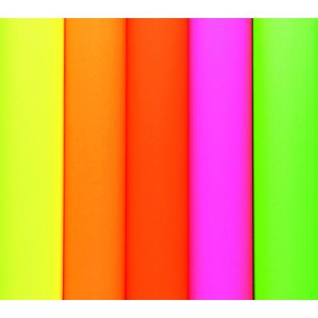 bien choisir sa couleur du papier fluorescent