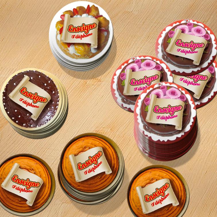 Moule Pop Cake Boulanger