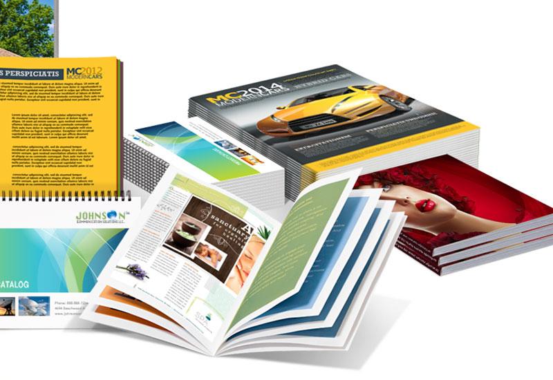 impression brochure pas chère, impression magazine en petite quantité pas cher