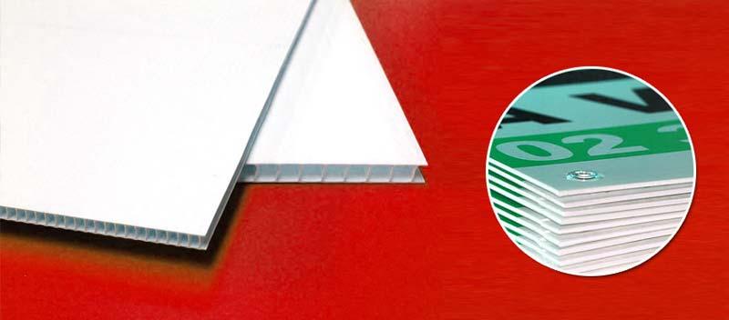 impression panneau Akilux pas cher idéal pour panneau immobilier, panneau de chantier pancarte publicitaire, impression panneau sur polypro alvéolaire pas cher en ligne