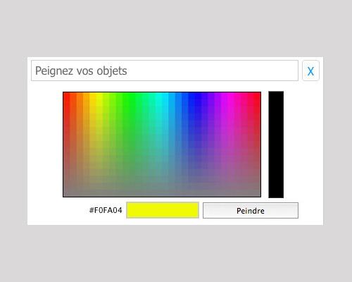 Les couleurs proposées pour votre Carte de Visite Électricien