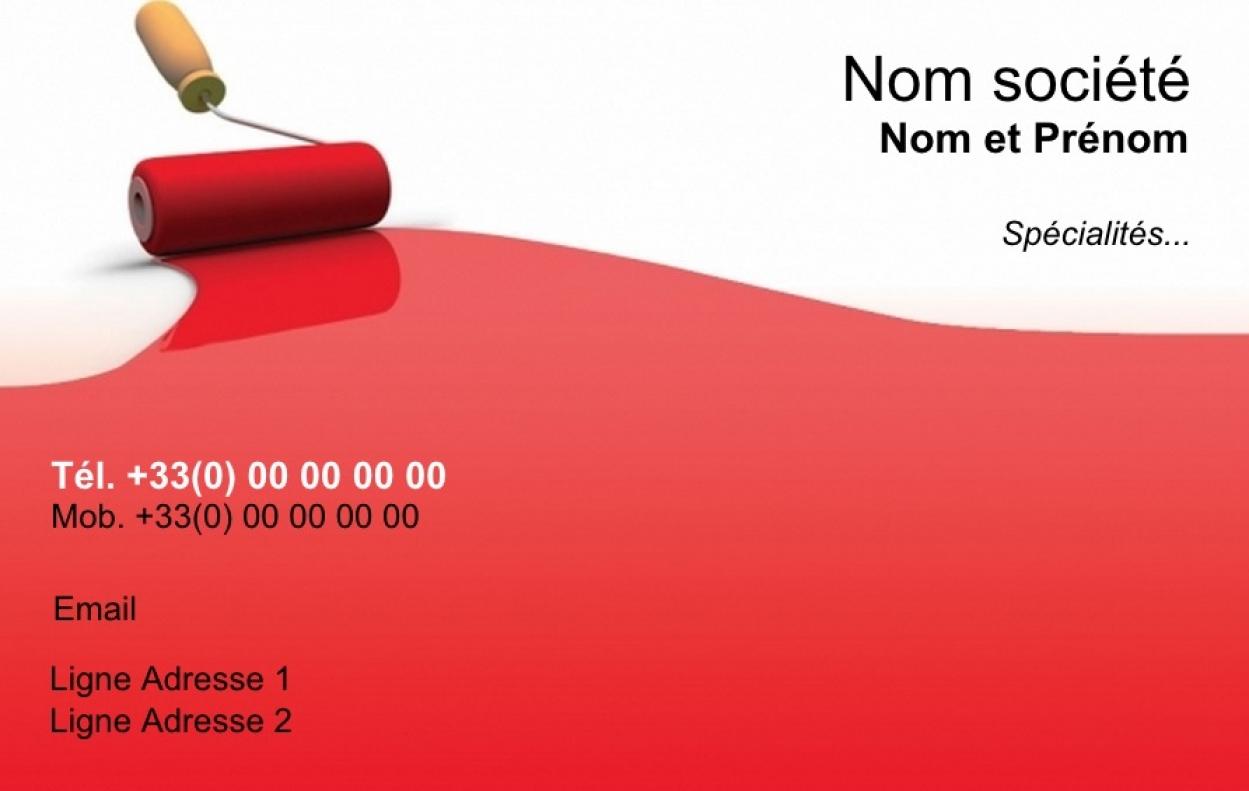 Telecharger Modele Carte De Visite Word Gratuit Marche Ici