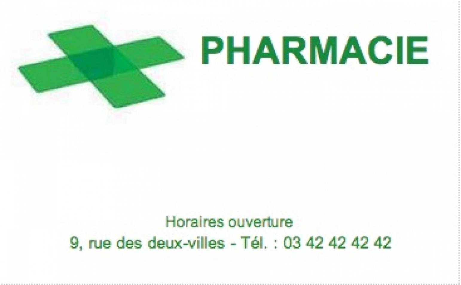 Carte de visite pharmacie grand format professionnelle - Pharmacie en ligne frais de port gratuit ...