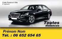 Exemple Carte De Visite Vtc Pour Chauffeur