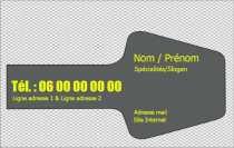 Imprimer Carte De Visite Serrurier Professionnel Personnelle Avec Exemple Tlcharger