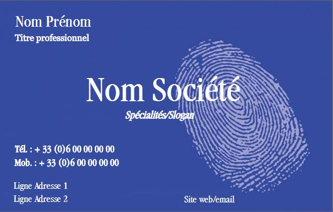 Securite Privee Exemple De Carte Visite Detective Prive A Personnaliser En Ligne Pas Chere