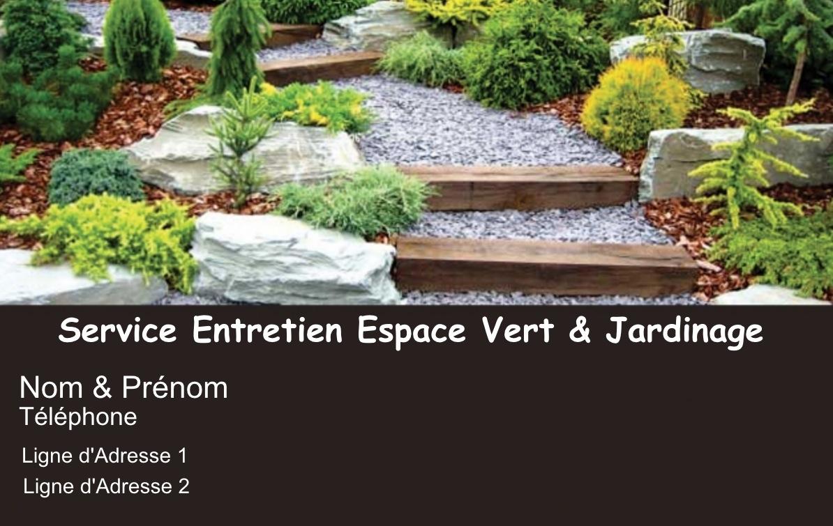 Jardinage Et Bricolage Espace Vert Carte De Visite Pour Pro Paysagiste Impression Pas Chere A Personnaliser En Ligne Modele Gratuit