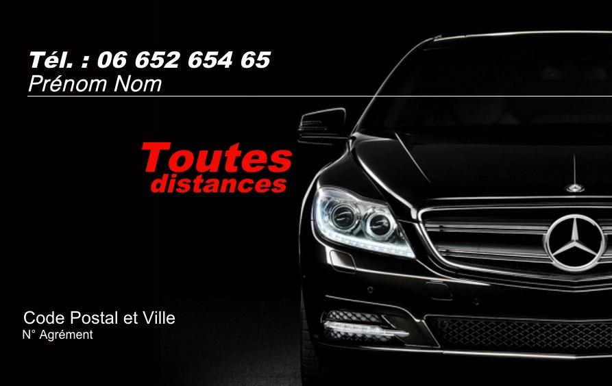 Taxi Exmple De Carte Visite Pas Cher Modele Professionnel Gratuit A Personnaliser Et Telecharger
