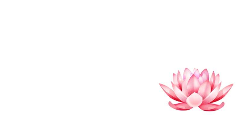 Carte De Correspondance Personnalisee Modele Gratuit Fleur De Lotus