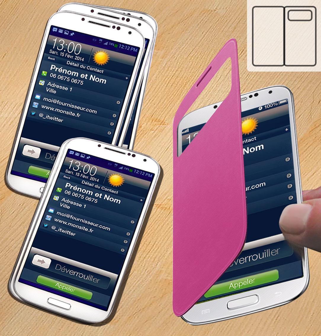 Smart Phone Carte De Visite Forme Dcoupe Tlphone Avec Rabat